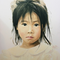 Lim Young Sun: Qianjiazhai 162x130cm Oil on Canvas 2007